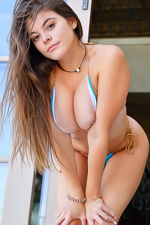 FTV Scarlett Playing With Tits And Pussy