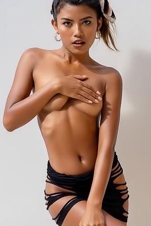 Titi Sahara Hot Exgirlfriend